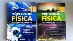 Tópicos de Física I e III Helou/Gualter/Newton