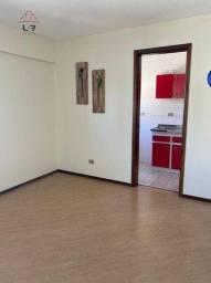 Apartamento com 1 dormitório para alugar, 39 m² por R$ 1.100,00/mês - Centro - Curitiba/PR