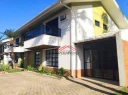 Título do anúncio: Sobrado com 4 dormitórios para alugar, 195 m² por R$ 3.200,00/mês - Áreas de Condomínios -