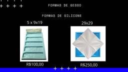 2 forma de silicone $350 entrega gratis