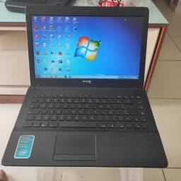 "Notebook 14"" CCE com SSD"