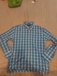 Camisa xadrez tommy original gg