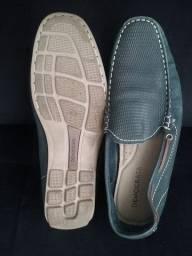 Vendo Sapato Mocassim Masculino;