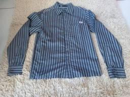 Promoção em camisas de botão manga longa Hang Loose