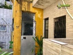 Apartamento térreo com 2 dormitórios para alugar, 45 m² por R$ 900/mês - Fazenda Grande do