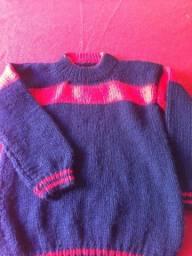 Blusão de lã lindo ! Novo 50 reais