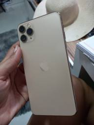 iPhone  11   Pro max gold 256 gigas