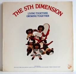LP vinil - Soul - The 5th Dimension - Importado (usado)