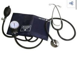 Aparelho de Pressão Glicomed Aneróide Premium c/ Estetoscópio
