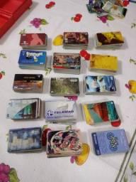 775 Cartões - Lote Único.