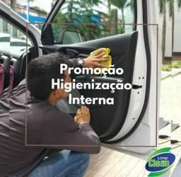Título do anúncio: LIMPEZA EM VEÍCULOS,ACIONE JÁ   7777777