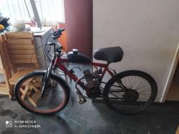 Bicicleta Motorizada e Bicicleta De Aluminio