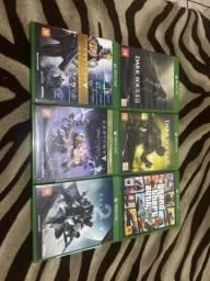 Jogos de xbox one variados
