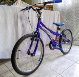 Bicicleta aro 20 Houston Trup em estado de NOVA!!