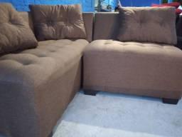 Título do anúncio: Sofa e canto novo fabricado