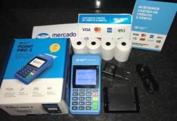 Vendo máquinas de passar cartão á pronta entrega