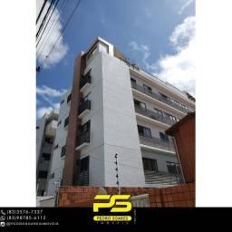 Título do anúncio: **Flat mobiliado** à venda, 38 m² por R$ 235.000 - Intermares - Cabedelo/Paraíba