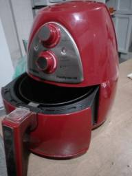 Air friey family inox red