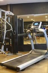 Título do anúncio: Esteira Life Fitness T5  suporta 180kg- com inclinação