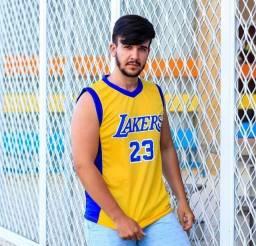 Regata Lakers Tamanho M