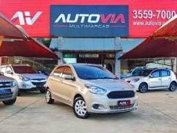 Título do anúncio: Ford KA SE 1.0 - 2015 - Completo