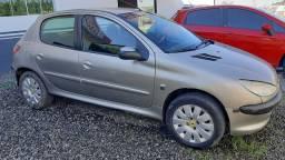 Peugeot 206 completo 2005