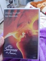 DVD 9 semanas e meia de amor
