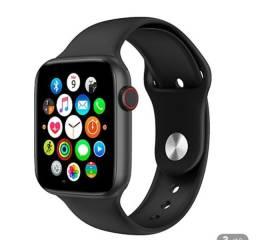 Relógio Smartwatch X9 IWO Time Plus 2021 Compativel c/ Todos Smartphones