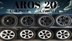 Título do anúncio: JOGO DE ARO 20
