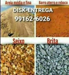 Título do anúncio: BARRO REBOCO/BARRO ATERRO
