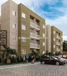7 CB Lançamento em Camaragibe apto com 2 quartos, condomínio fechado, lazer completo