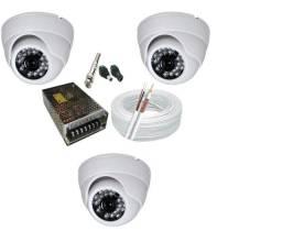 Câmeras De Segurança CFTV promoção