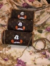 Bolsa Louis Vuitton Papillon Mickey