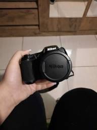 Título do anúncio: Camera Nikon Coolpix l820