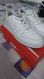 Tênis Nike Ebernow Low Branco - 42BR