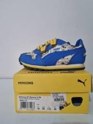 Título do anúncio: Tênis Puma Original Minios nº26