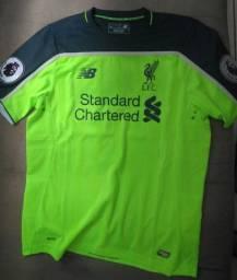 Camisa Liverpool 2016/2017