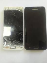 Título do anúncio: Samsung J7 prime , Leia descrição