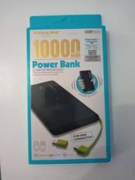 Título do anúncio: Power Bank PINENG 10000Mah