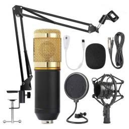 Título do anúncio: Microfone Bm800