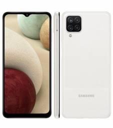 Samsung Galaxy Branco - Octa-Core, Novo caixa: 11/06/21 NF. Gar 1 ano, 2chip