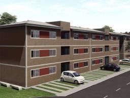 RESIDENCIAL GOLDEN PARK - 44 a 47m² - 2 quartos - Valparaíso de Goiás - GO