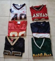 Camisetas football americano Nfl originais vários times de marca em João Pessoa-PB