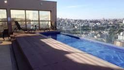 Título do anúncio: Flat à venda, 1 quarto, 1 suíte, 1 vaga, Nova Suíssa - Belo Horizonte/MG