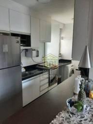 Título do anúncio: Apartamento com 3 dormitórios à venda, 76 m² por R$ 280.000,00 - Gleba Califórnia - Piraci