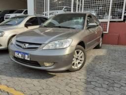 Título do anúncio: Honda Civic 2004 lxl 1.7 autmatico *possui detalhes*
