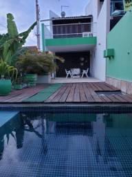 ozk Excelente casa no cupe à 200m da praia, ótima localização- toda na mobilia 360m²