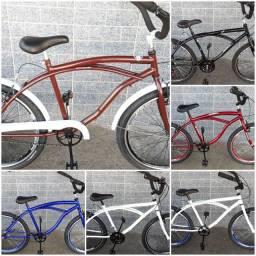 Bicicleta Praiana (produto novo)