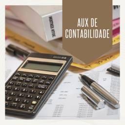 Auxiliar de contabilidade