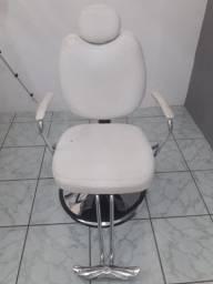 Cadeira para cabelereiro